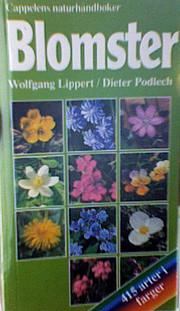 Blomster : 415 arter i farger af Wolfgang…