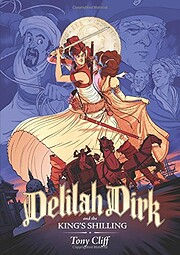 Delilah Dirk and the King's Shilling de Tony…