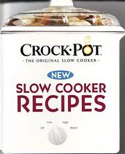 Crock-Pot New Slow Cooker Recipes –…
