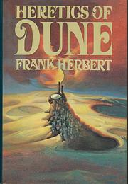 Cover: Heretics of Dune