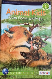 Animal Kids Leveled Readers