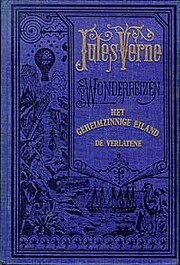 La Isla misteriosa av Jules Verne