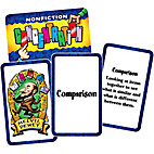 Non-Fiction Concentration Cards by Upstart
