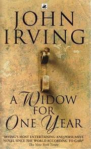 A Widow For One Year av John Irving