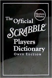The Official Scrabble Players Dictionary,…