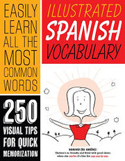 Illustrated Spanish Vocabulary av N/A