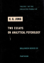 Two Essays on Analytical Psychology [The…