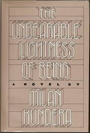 The Unbearable Lightness of Being por Milan…