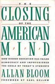 Closing American Mind Cassette de Bloom