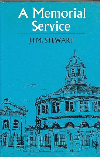 A Memorial Service cover