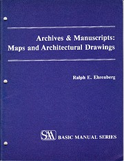 Archives & manuscripts--maps and…