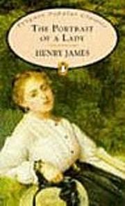 Portrait of a Lady. – tekijä: Henry James