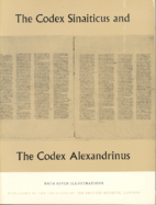The Codex Sinaiticus and the Codex…