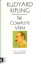 Kipling: The Complete Verse by Rudyard…