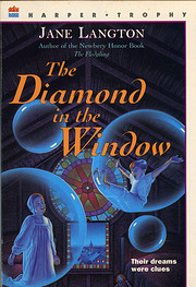 The Diamond in the Window (The Hall Family…