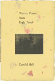 Winter Poems from Eagle Pond af Donald Hall