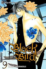 Black Bird, Vol. 9 (9) – tekijä: Kanoko…