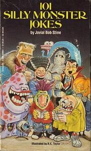 101 Silly Monster Jokes av Jovial Bob Stine
