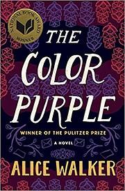 The color purple – tekijä: Alice Walker