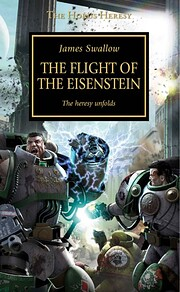 Cover: The Flight of the Eisenstein by James Swallow