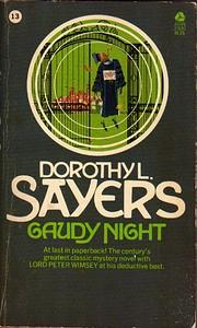 Gaudy Night af Dorothy L. Sayers