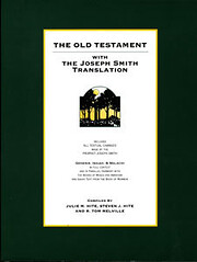THE OLD TESTAMENT WITH THE JOSEPH SMITH…