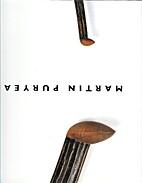 Martin Puryear by Neal Benezra