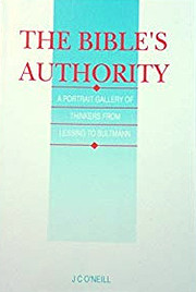 Bible's Authority: A Portrait Gallery…