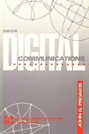 Digital communications av John G. Proakis