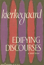 Edifying Discourses (Torchbooks) de Soren…