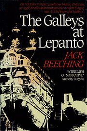 The galleys at Lepanto – tekijä: Jack…