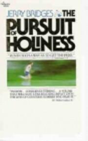 The Pursuit of Holiness de Jerry Bridges