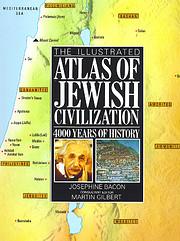 Illustrated Atlas of Jewish Civilization:…
