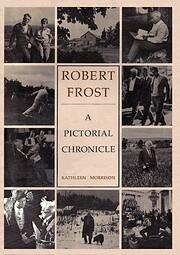 Robert Frost: A Pictorial Chronicle av…