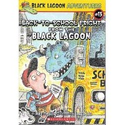 Back-to-School Fright from the Black Lagoon…