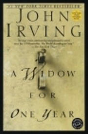 Widow for One Year por Irving John