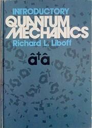 Introductory Quantum Mechanics av Richard L.…