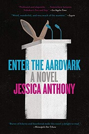 Enter the Aardvark por Jessica Anthony