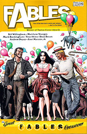 Fables Vol. 13: The Great Fables Crossover…