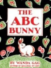 The ABC bunny av Wanda Gag