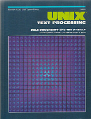 Unix Text Processing de Dale Dougherty