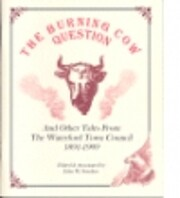 The Burning Cow Question And Other Tales…