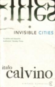 Invisible Cities (Vintage Classics) por…