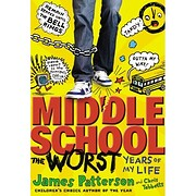 Middle School: The Worst Years of My Life…