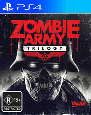 Zombie Army Trilogy – tekijä: Rebellion
