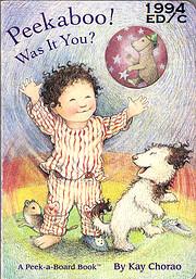Peekaboo! Was It You? (Peek-a-Board Books)…