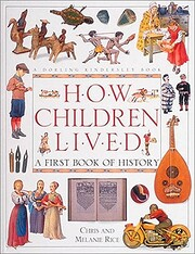 How Children Lived: A First Book of History…
