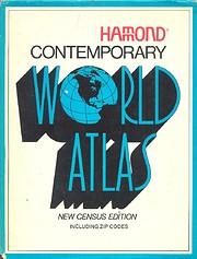 Hammond Contemporary World Atlas av hammond…