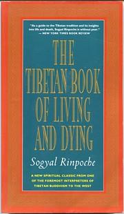 The Tibetan book of living and dying av…