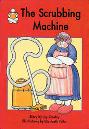 The scrubbing machine (Story box read…